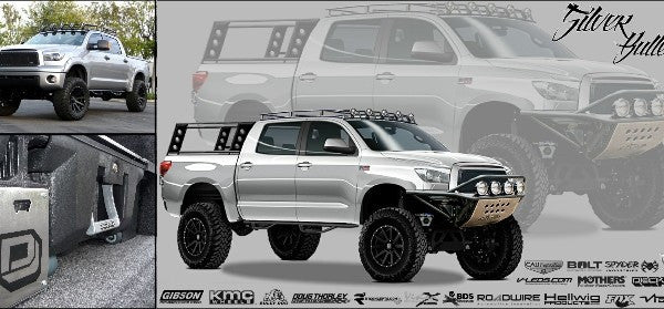 ProTeam Member Tim Grachen's 'Silver Bullet' Wins 'Finest Off-Road Vehicle' at 2014 Autocon