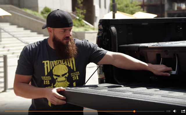 DECKED Truck Bed Toolbox Featured on Diesel Brothers