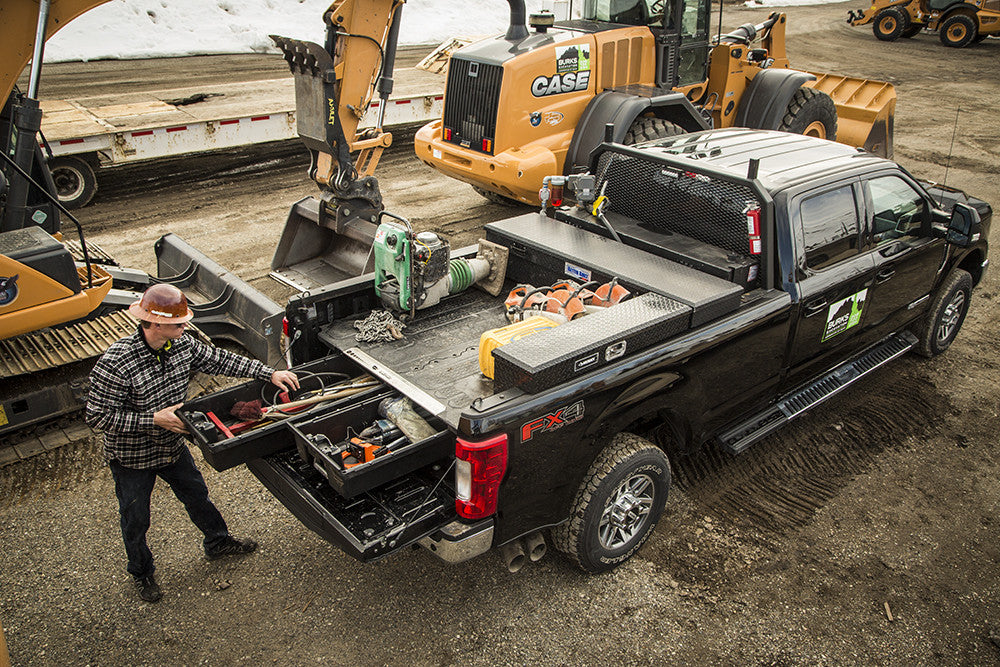 Decked Truck Bed Storage Systems Now Available For Long