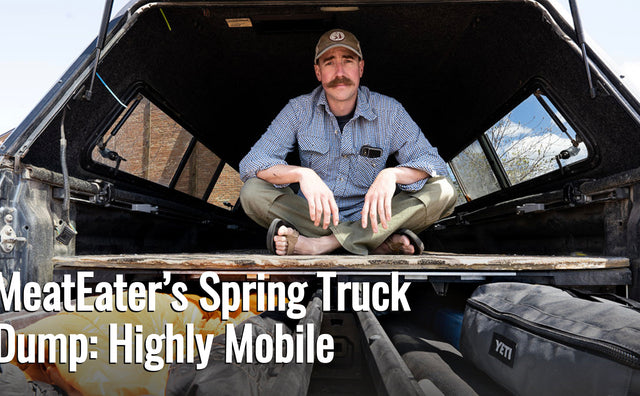MeatEater's Spring Truck Dump: Highly Mobile Image