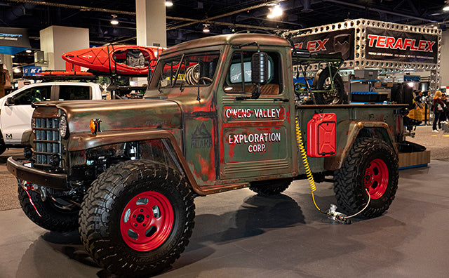 THE SEMA CHRONICLES 2019 - BEST PICKUP TRUCK ACCESSORIES AND MORE Image