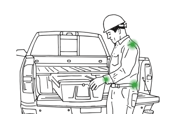 This Full Bed Truck Toolbox Increases Worker Safety Image