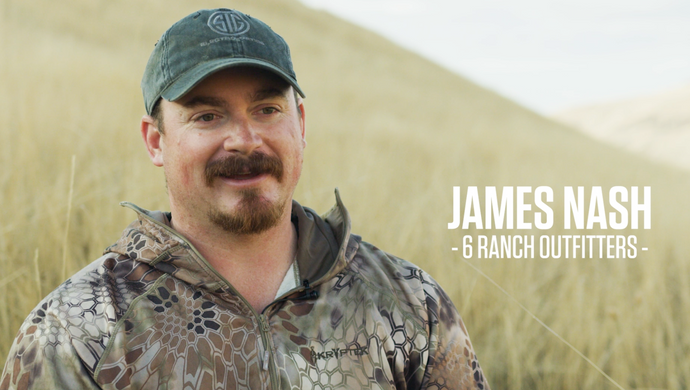 James Nash of 6 Ranch Outfitters