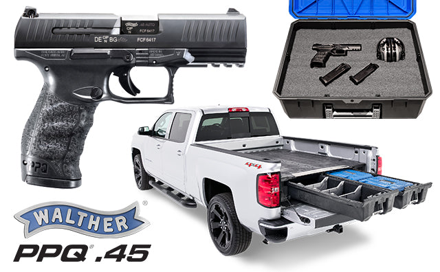 Walther + DECKED Giveaway