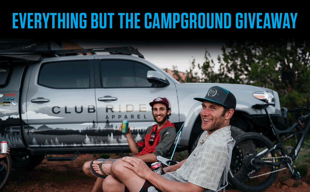 EVERYTHING BUT THE CAMPSITE GIVEAWAY – DECKED