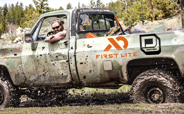 DECKED x First Lite Hunt Rig Photo Contest