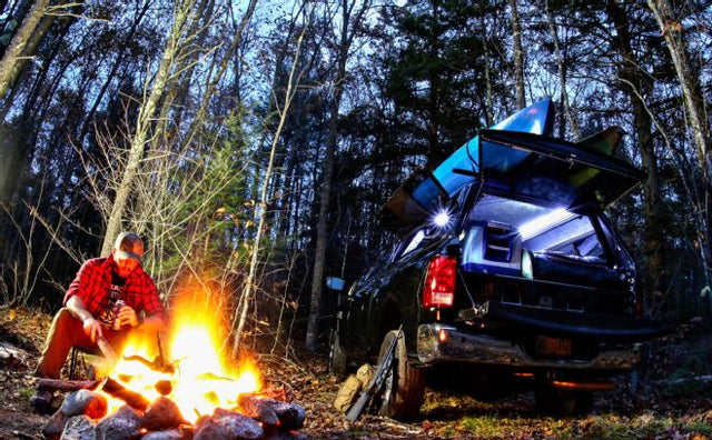 Live Out of Your 4X4 With These Truck-Bed Products Image