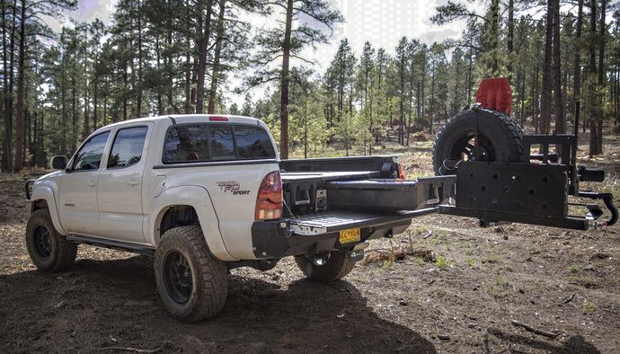 Why You Need Drawers for Your Truck. DECKED featured in Outside Magazine