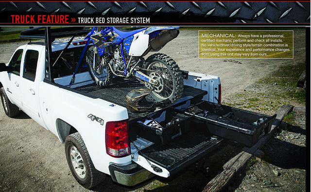Trucks & Guns Magazine: DECKED Install