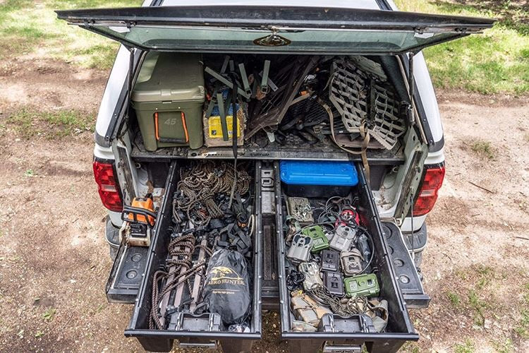 Decked's Drawer System