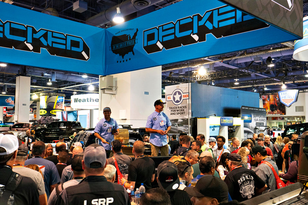 DECKED Presentation at Sema