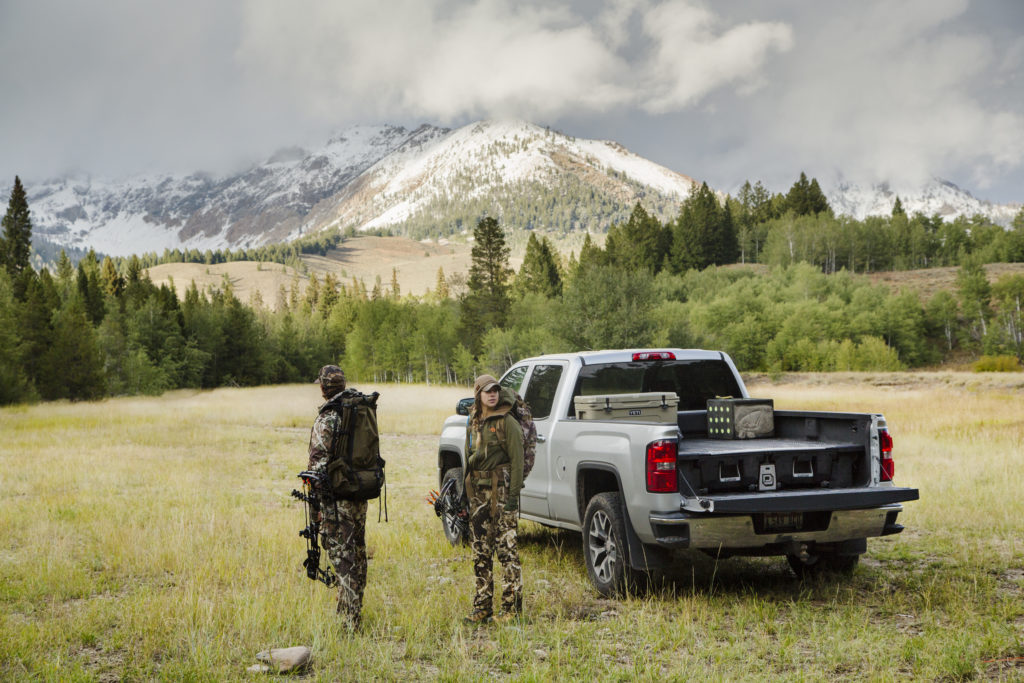 Hunting truck accessories - benefits