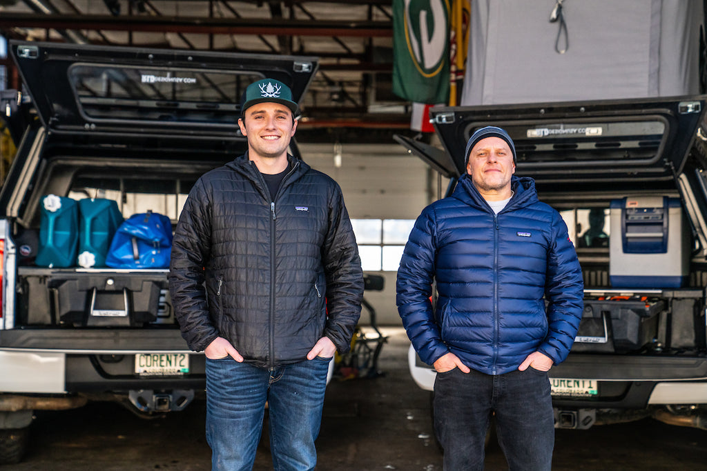 Colorado Overland Founders and Owners