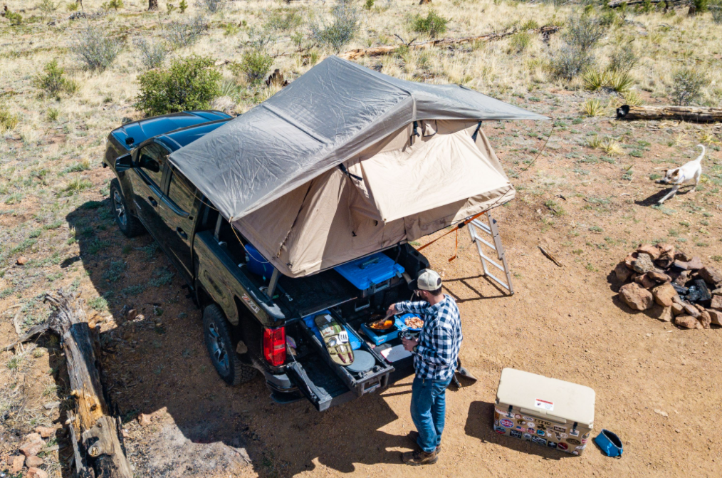 Rooftop Tents DECKED Compatibility