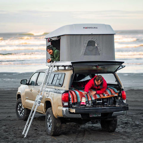 best truck camping accessory benefits