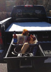 DECKED truck bed storage system - Can you fit a turkey in your drawer?