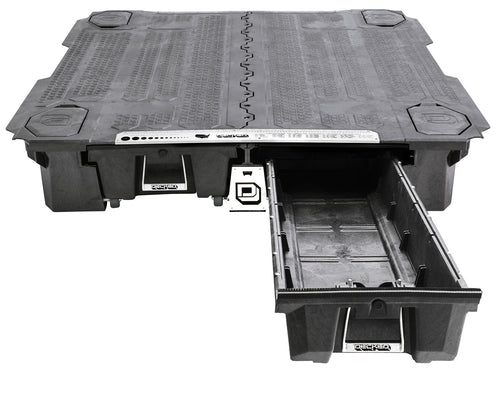 Organize your truck bed with DECKED truck storage drawers.