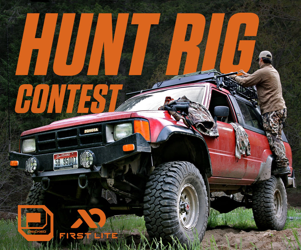 Hunt Rig Photo Contest