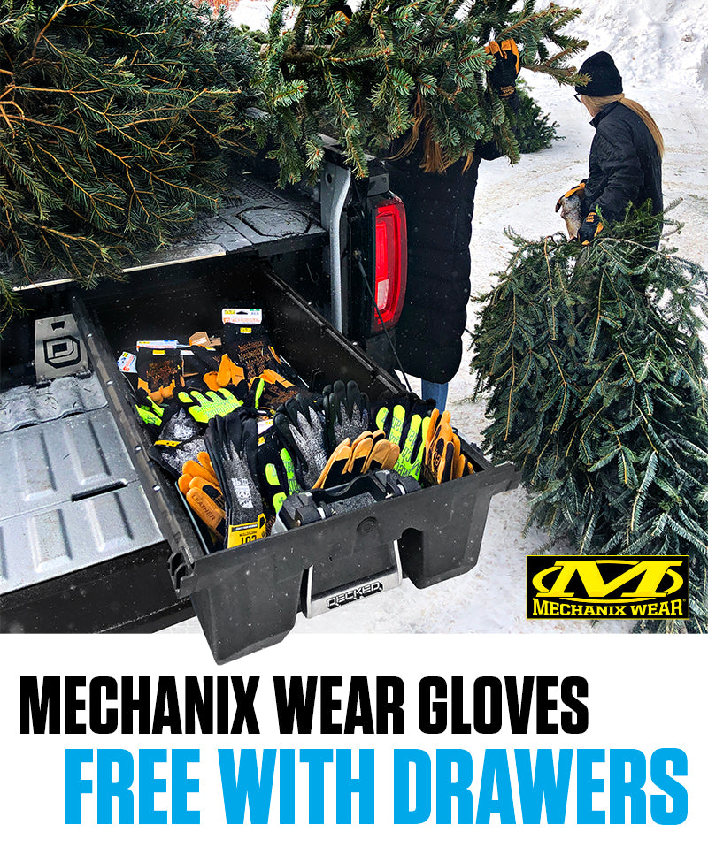 DECKED with Gloves