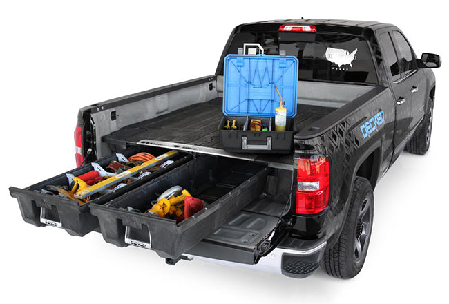 ad7440033d DECKED® Truck Bed Storage   Organizers and Cargo Van Storage Systems
