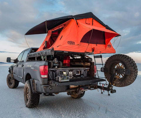 truck camping tent for sleeping