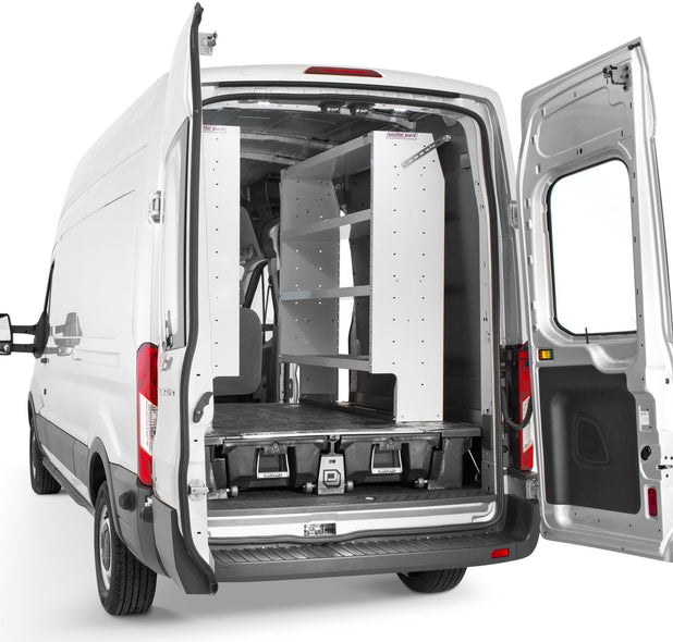Ford Transit Cargo Van Decked System Shop Now