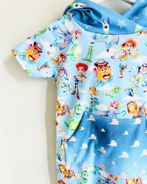 Toy Story Pants Romper