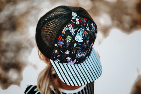 Handmade Dolls Hat