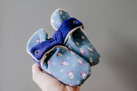 Buzz Rocket Booties