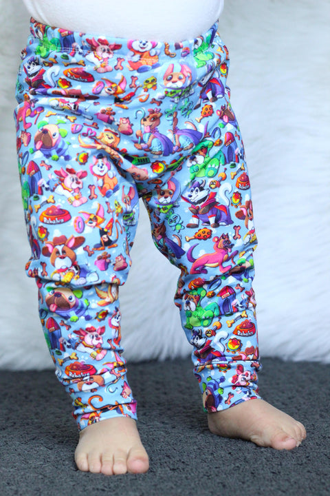 Pup Story Leggings