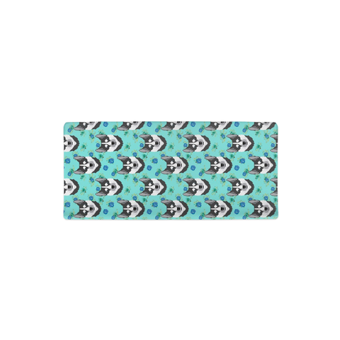 Floral Husky Changing Pad Cover