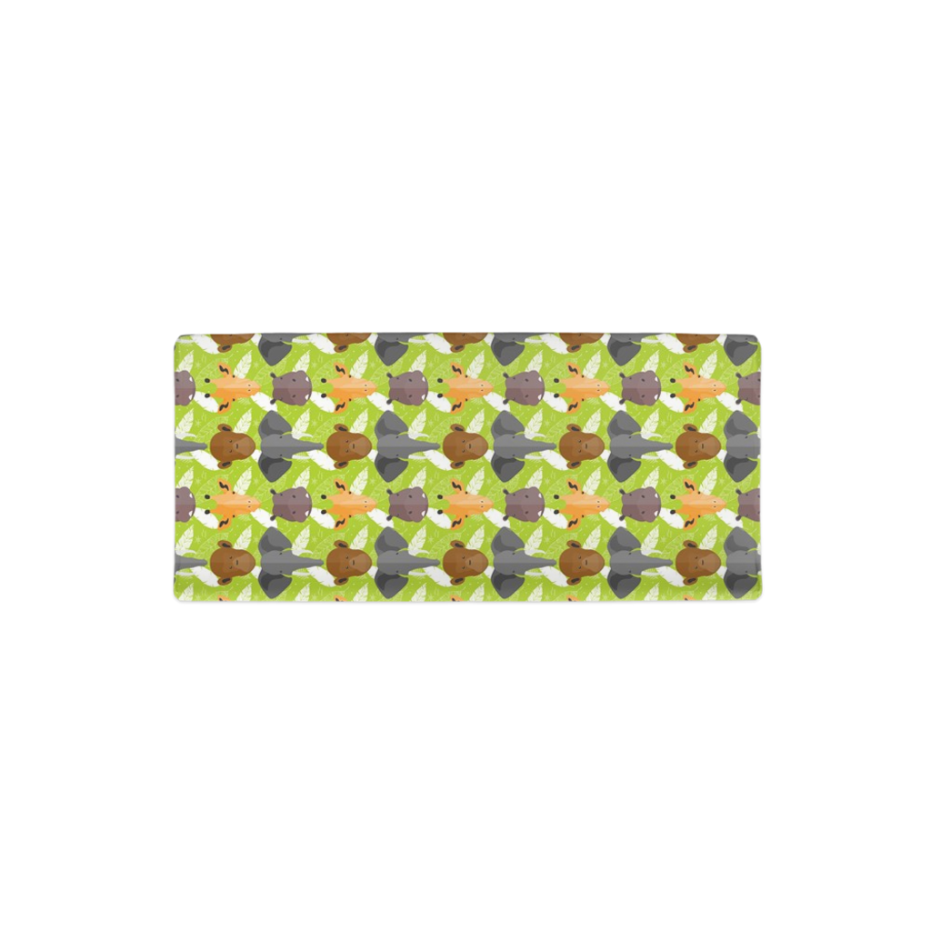Safari Animal Changing Pad Cover