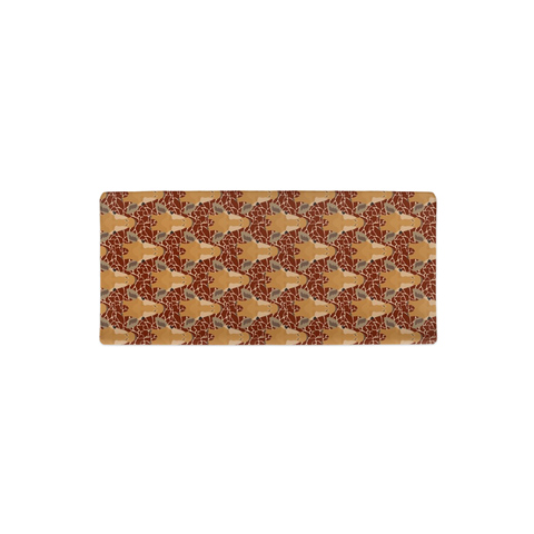 Giraffe Print Changing Pad Cover