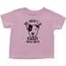 My Aunts A Crazy Dog Lady Pitbull Kids Short Sleeve T-Shirt
