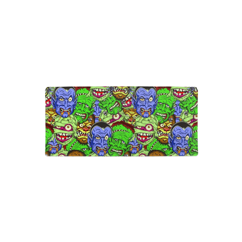 Movie Monster Changing Pad Cover