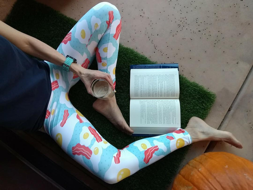 Bacon & Eggs Women's Leggings