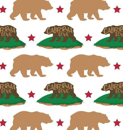 California Bear Leotard