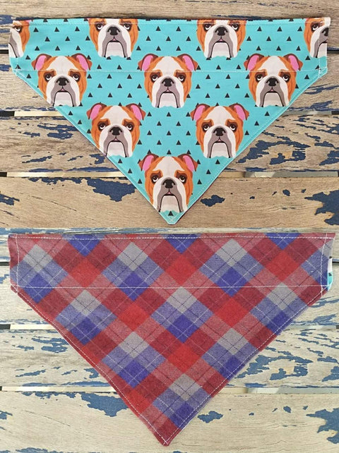 English Bulldog Bandana