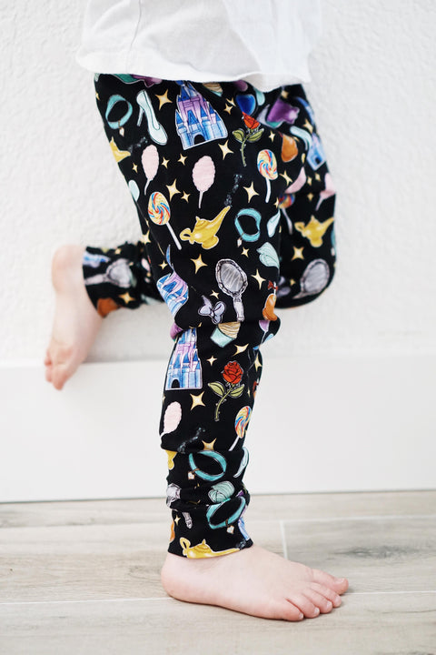Once upon a Babalus Leggings