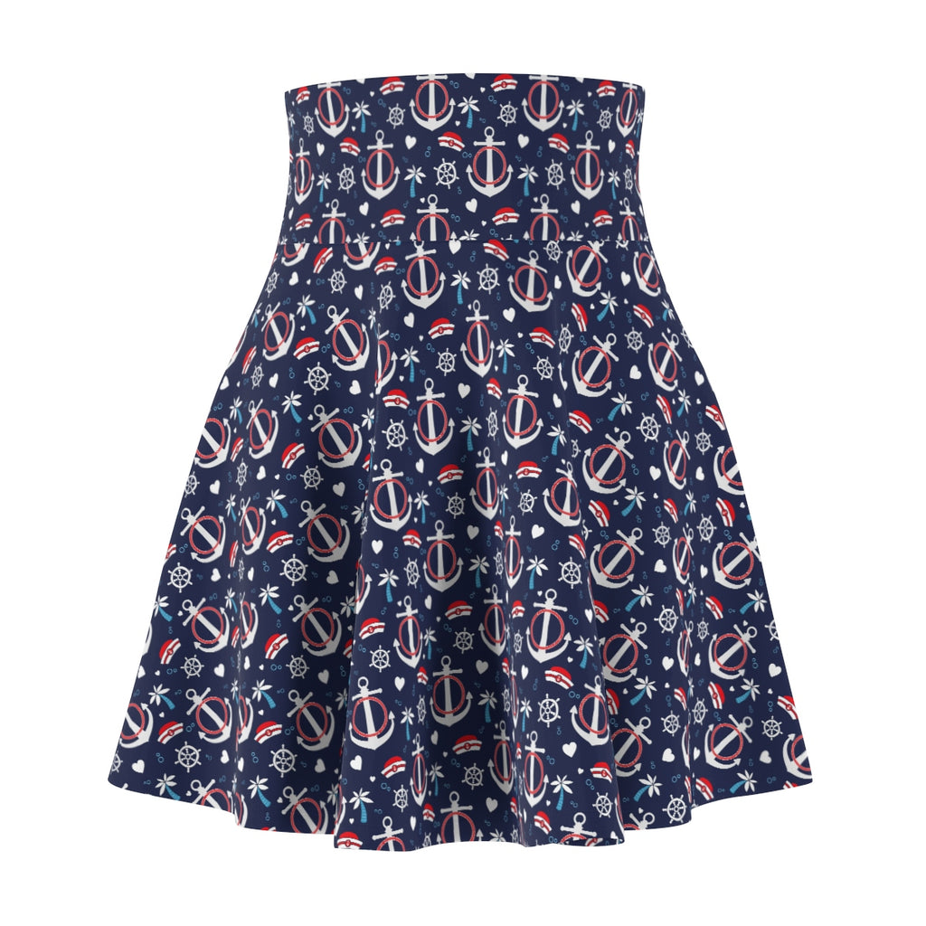 Anchor Women's Skater Skirt