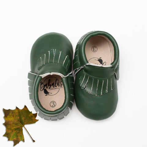 Pine Babalus Shoes Moccasins