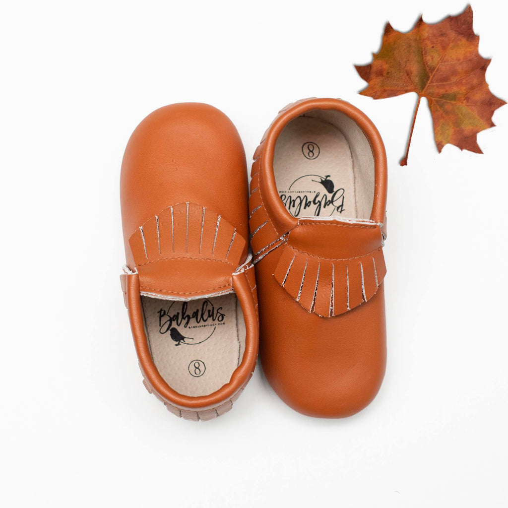 Persimmon Babalus Shoes Moccasins