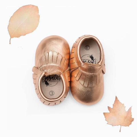 Harvest Gold Babalus Shoes Moccasins