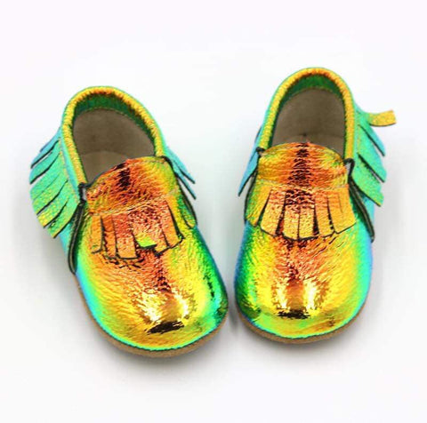 Mood Ring Moccasins