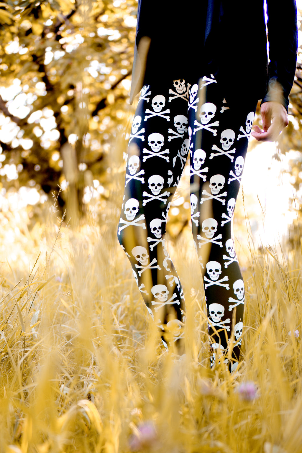 Skull & Crossbones Women's Leggings
