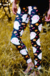 Halloween Candy Ghost Women's Leggings