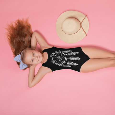 Dreamcatcher Kids Swimsuit
