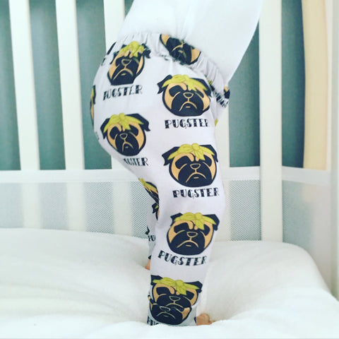 Pugster Pug Leggings