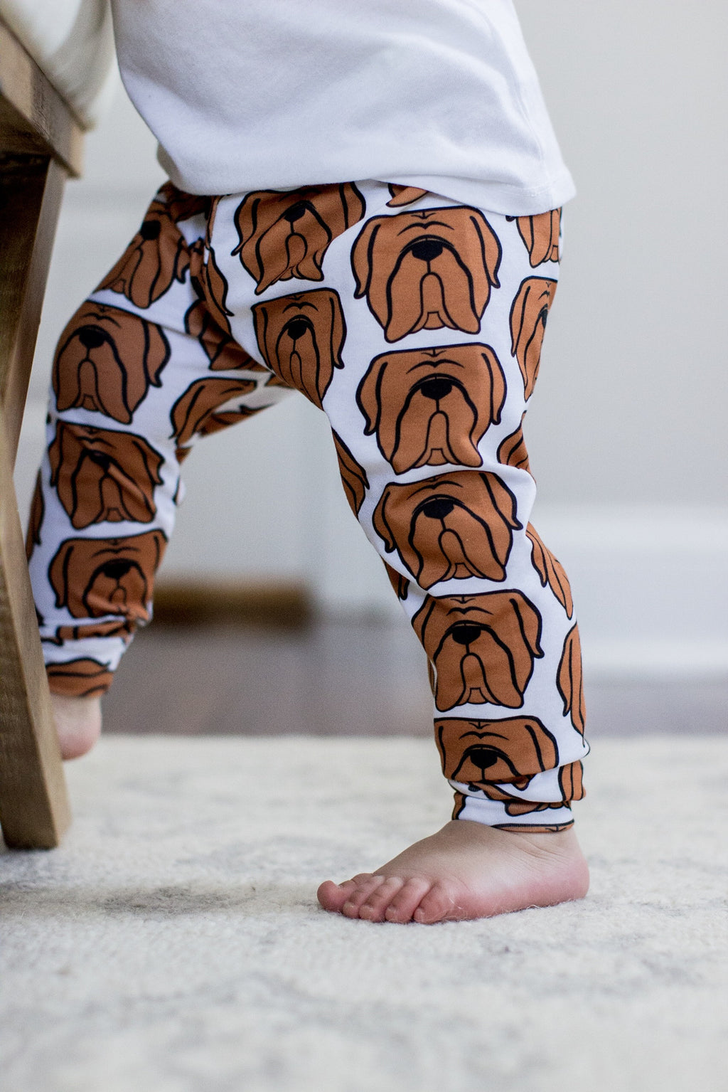 Mastiff Print Leggings