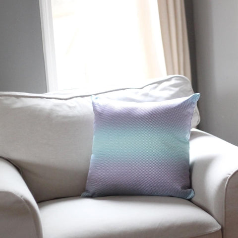 Mermaid Square Pillow